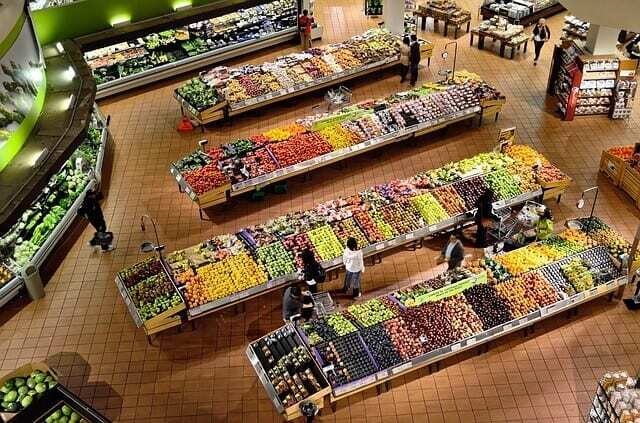 Grocery Stores Head to the Mall 3